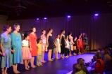Une belle ovation pour les danseurs.