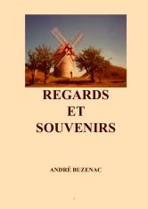 André Buzenac avec son dernier livre.