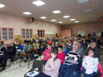 Conférence Vazerac ©Association chemins en Quercy