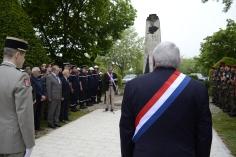 Commémoration du 8 mai.