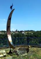 Sculpture de Daniel Pézeril © MFPlagès
