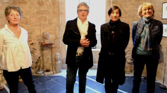 Sylvie Minié, Soline, Sabine Maggiani, Geneviève Lagarde.