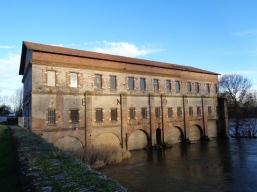 Ste Livrade Usine hydroéléctrique © Chemins en Quercy