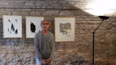 André Aragon du 5 au 30 juillet 2020 aux Amis de la Maison Jacob à Castelnau-Montratier.