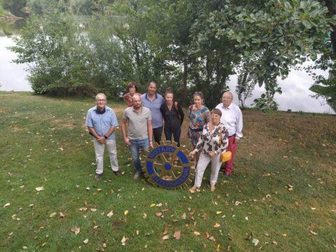 Le Rotary Club est venu en aide à trois restaurateurs de Cahors.